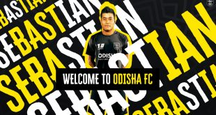 I-League champion Sebastian Thangmuansang leaves Gokulam Kerala FC to join Odisha FC!