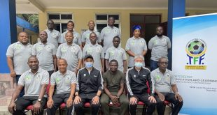 Tanzania hosts maiden Refereeing Educational & Learning Platform workshop!