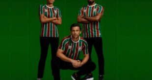 UMBRO launch new Fluminense 2021/22 Home kit!