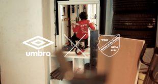 UMBRO & TSV Kottern – Our Game never stops!