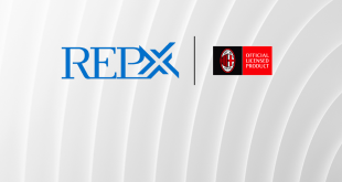 AC Milan & REPX announce new licensing partnership!