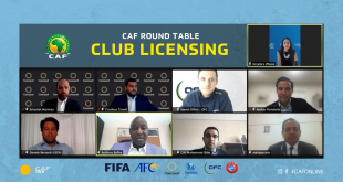 CAF hosts a successful Club Licensing roundtable with FIFA & other Confederations!