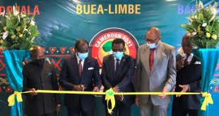 CAF new office in Yaounde to work with Cameroon in AFCON preparations!