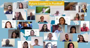 Germany's Future Leaders in Football camp gets underway!