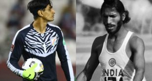 Gurpreet Sandhu recollects unforgettable memory with Milkha Singh!