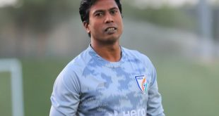 India's Shanmugam Venkatesh: Indian Football has evolved a lot, changed its outlook!