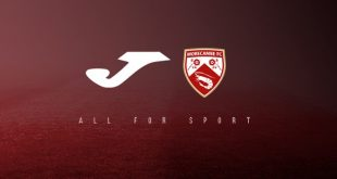 Joma announce the technical sponsorship of Morecambe FC!