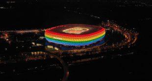 UEFA proposes alternative dates for rainbow illumination at Munich Stadium!