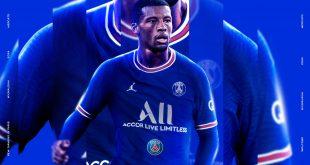 Paris Saint-Germain sign Georginio Wijnaldum until 2024!