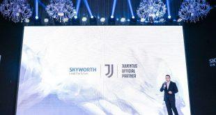 SKYWORTH announces brand partnership with Juventus FC!