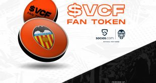 Valencia CF enters the next generation of fan engagement with Socios.com!