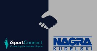 Nagra to join forces with iSportConnect's Consultancy!