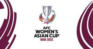 VIDEO: The logo of 2022 AFC Women's Asian Cup – India unveiled!