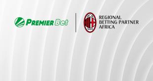 Premier Bet named new official betting partner of AC Milan across Africa!