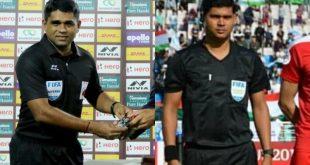 Match officials express excitement at winning AIFF Awards!