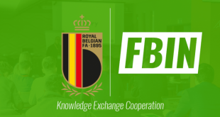 FBIN and the RBFA announce cooperation on knowledge exchange!