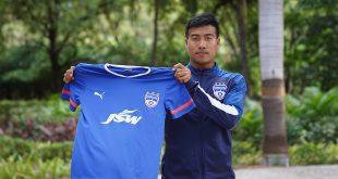 Bengaluru FC sign I-League top-scorer Bidyashagar Singh!