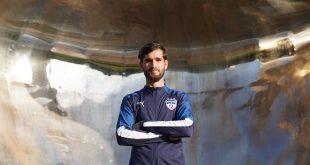 Bengaluru FC sign Danish Farooq from Real Kashmir FC!