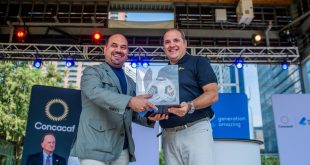 CONCACAF & Generation Amazing collaborate to launch Football for Development Program!