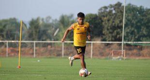 Hyderabad FC's Lalawmpuia joins Sudeva Delhi FC on loan!