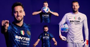 Inter Milan announce Socios.com as new title sponsors!
