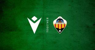 Macron is new technical sponsor of Club Deportivo Castellon!