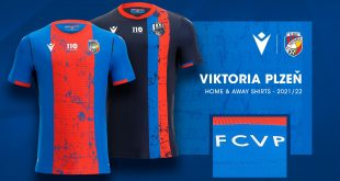New FC Viktoria Plzen kits combine colour, graphics & environmental awareness!