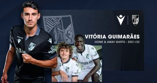 Macron launch Portugal's Vitoria SC 2021/22 home & away kits!