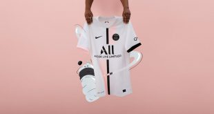 Nike & Paris Saint-Germain launch the clubs 2021/22 season away kit!