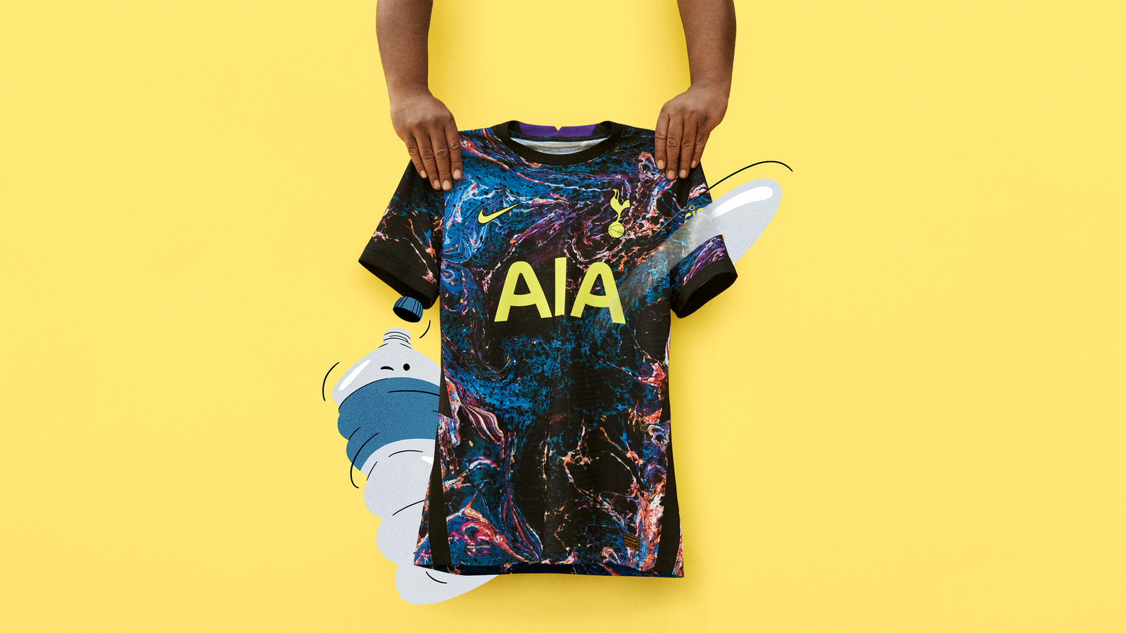 Nike Tottenham Hotspur Launch The Clubs 2021 22 Season Away Kit