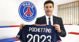 Mauricio Pochettino under contract with Paris Saint-Germain until 2023!