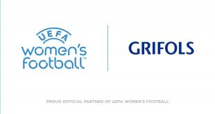 Grifols becomes official partner of UEFA Women's Football!
