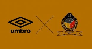 UMBRO are new technical sponsors of Power Dynamos FC!
