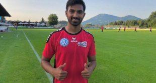 Indian footballer Vedaant Nag speaks about himself & his career!