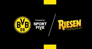 SPORTFIVE enables partnership between RIESEN & Borussia Dortmund in North America!