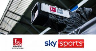 Bundesliga International & Sky Sports agree new deal in the UK & Ireland!