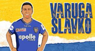 Serbian defender Slavko Damjanovic joins Chennaiyin FC!