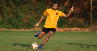 Chinglensana Singh renews for four-years with Hyderabad FC!