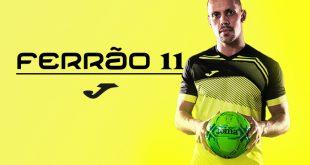 Brazilian Ferrao counts on Joma as his new sponsor!