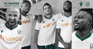 Macron & FC Nantes unveil new away kit for 2021/22 season!