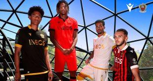 OGC Nice & Macron unveil new kits for the 2021/22 season!