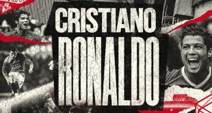 Manchester United confirm signing of Cristiano Ronaldo!