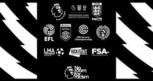 Joint statement from English football on anti-discrimination!