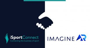 ImagineAR joins forces with iSportConnect to target European Sports Clubs, Leagues & Broadcasters!
