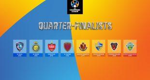 2021 AFC Champions League Quarterfinal cast finalised!