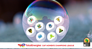 CAF Women's Champions League final draw date announced!