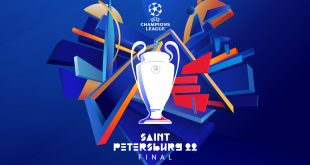 2022 UEFA Champions League final branding unveiled!