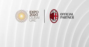 AC Milan announce new partnership with Expo 2020 Dubai!