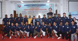 Corbett FC dreams to take Uttarakhand Football forward together, set sights on I-League qualifiers!