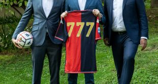 777 Partners acquires full ownership of Italian Serie A side Genoa CFC!